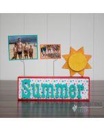 Summer Complete Set Picture Holder - Foundations Decor