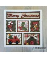 Christmas Shadow Box Kit - Foundations Décor