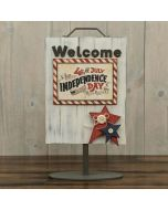 Stars - Welcome Sign - Foundations Décor