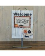 Skull - Welcome Sign - Foundations Décor