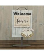 Wedding - Welcome Sign - Foundations Décor