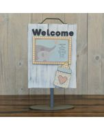 Baby - Welcome Sign - Foundations Décor