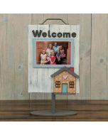 House - Welcome Sign - Foundations Décor