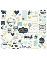 Heart Bits & Pieces - Simple Stories