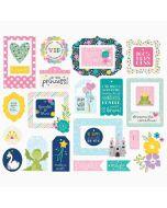 Little Princess Tags & Frames