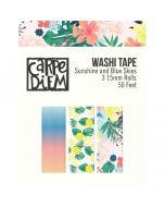Sunshine and Blue Skies Washi Tape