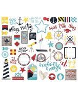 Cruisin' Bits & Pieces - Simple Stories