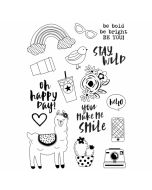 Be You! Stamps