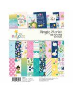 "Little Princess 6"" x 8"" Paper Pad"