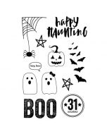 Happy Haunting Stamps - Simple Stories