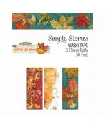 Autumn Splendor Washi Tape - Simple Stories