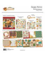 Autumn Splendor Collector's Essential Kit - Simple Stories