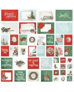 Country Christmas SN@P! Cards - Simple Stories