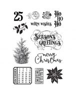 Country Christmas Stamps - Simple Stories