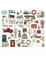 Winter Farmhouse Bits & Pieces - Simple Stories