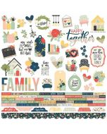So Happy Together Combo Stickers - Simple Stories