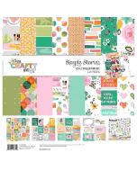 Hey, Crafty Girl Collection Kit - Simple Stories