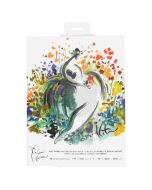 """Hot Press Watercolor Paper 9"""" x 12"""" - Paper Fashion - Katie Rodgers - American Crafts"""