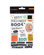 Hey, Pumpkin Sticker Book - Maggie Holmes - Crate Paper