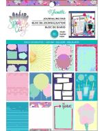 Sparkle City Journal Pad by Shimelle
