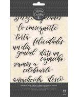 Kelly Creates Celebration Spanish Stamps