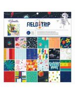 "Field Trip 12"" x 12"" Paper Pad - Shimelle - American Crafts"