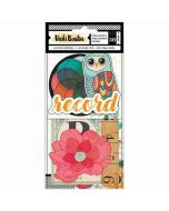 Wildflower & Honey Icon Ephemera - Vicki Boutin - American Crafts