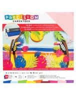 "Primary Textured Precision Cardstock 12"" x 12"" - American Crafts"
