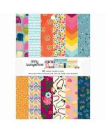 "Slice of Life 6"" x 8"" Paper Pad - Amy Tangerine - American Crafts"
