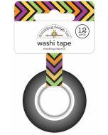 Doodlebug shocking chevron washi tape