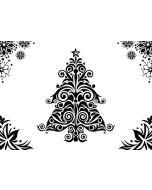 Cgull 12-0005 Embossing Folder Christmas Tree