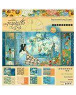 "Dreamland 8"" x 8"" Paper Pad - Graphic 45"