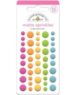 Bright Assortment Matte Sprinkles