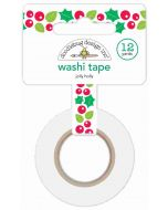Doodlebug Jolly Holly washi Tape
