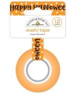 Doodlebug happy Halloween washi tape
