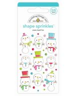 Doodlebug Snow Much Fun Stickers