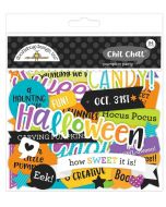 Doodlebug pumpkin party chit chat