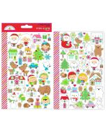 Doodlebug Christmas Town Chit Chat
