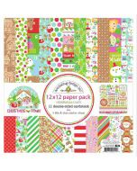 Doodlebug Christmas Town Collection Kit