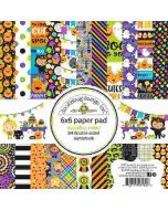 Doodlebug Pumpkin Party 6 x 6 paper stack