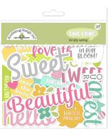 Doodlebug Chit Chat Simply Spring
