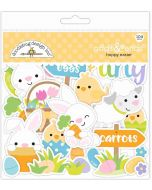 Hoppy Easter Odds & Ends Doodlebug