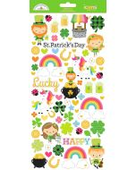 Lots O' Luck Icons Stickers
