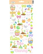 Hoppy Easter Icons Stickers