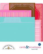 French Kiss Cards & Envelopes