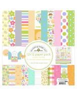 "Simply Spring 12"" x 12"" Paper Pack"