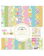 "Hoppy Easter 12"" x 12"" Paper Pad"