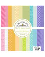 "Simply Spring Petite Print Assortment Pack 12"" x 12"""