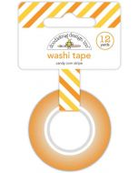 Candy Corn Stripe Washi Tape - Candy Carnival - Doodlebug Design
