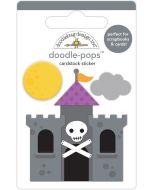 Dracula's Castle Doodle-Pops - Candy Carnival - Doodlebug Design